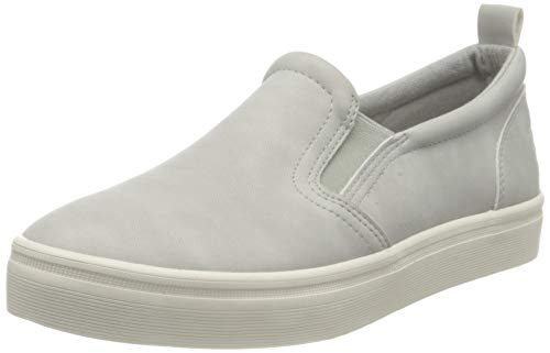 ESPRIT Damen 021EK1W320 Sneaker, 040/LIGHT Grey, 42 EU