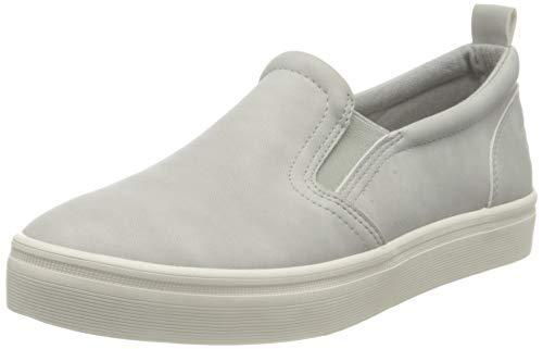 ESPRIT Damen 021EK1W320 Sneaker, 040/LIGHT Grey, 42 EU
