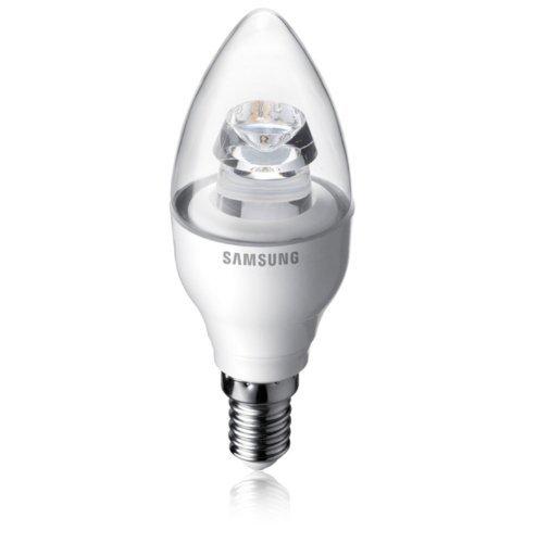 Samsung LED-kaars E14 2700K Essential 3,2 W, 15 W, 160 lm, helder SI-A8 W031180EU