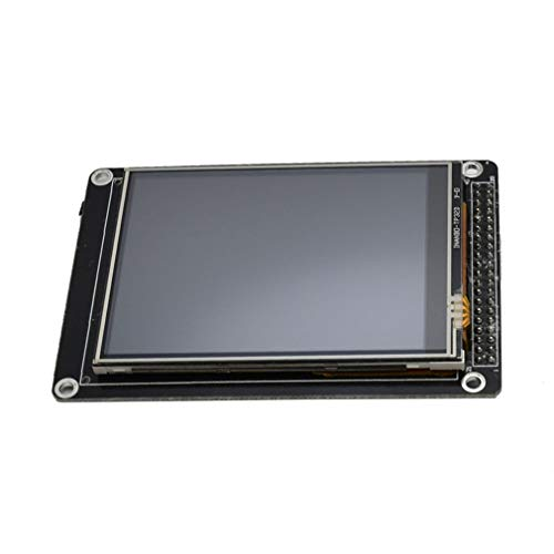WXZQ 3.2' TFT LCD Display Touchscreen Micro SD for Arduino UNO MEGA 2560 R3 Black