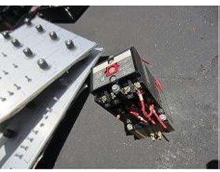 ALLEN BRADLEY 700-P400A1 CONTACTOR CONTROL RELAY 700-PB40 ELOX WORKMASTER 45 EDM