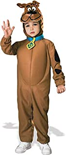 Scooby-Doo Child's Scooby Costume, Small