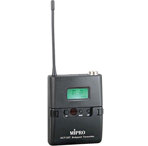 Mipro ACT-32T UHF Taschensender für ACT 300 MA-Serie MRM 70/72