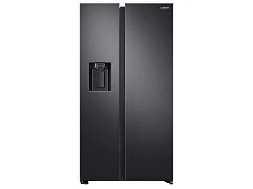 Samsung RS8000 RS6GN8321B1/EG Side-by-Side Kühlschrank/A++/389 kWh/Jahr/178 cm Höhe/407 L Kühlteil/210 L Gefrierteil/Space Max/Twin Cooling Plus