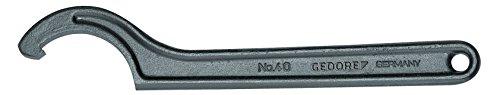 GEDORE 40 45-50 Hakenschlüssel, DIN 1810 Form A, 45-50 mm