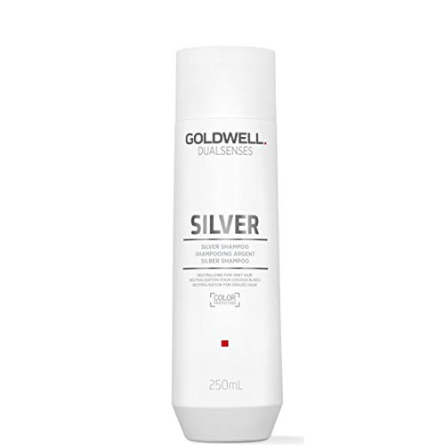 Goldwell Dualsenses Silver Shampoo, 1er Pack (1 x 250 ml)