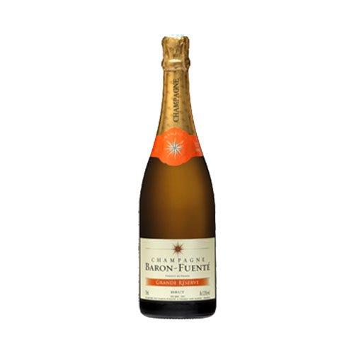 Baron-Fuenté Baron-Fuenté (halbe) Grande Réserve Brut Champagne 0.37 Liter