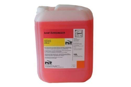 Sanitärreiniger 10 Liter Kanister