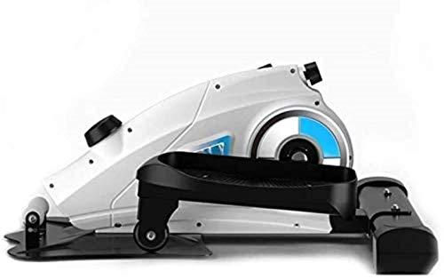 DSHUJC Ellittica Mini Cyclette per ellittica, ellittica per ellittica Macchine per ellittica per la Salute e Il Fitness nella Vita di Tutti i Giorni EA casa Movimento