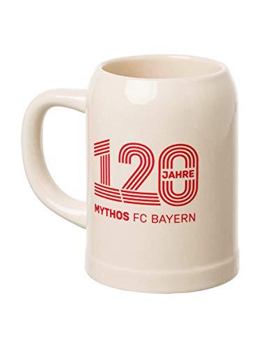 FC Bayern München limitierter Krug 0,5l Bier 120 Jahre FC Bayern