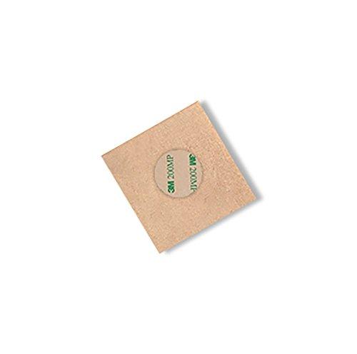 Tapecase 9495MP circle-0.5'-250adhesive transfer tape convertito da 3m 9495MP, 1,3cm diametro cerchio (confezione da 250)