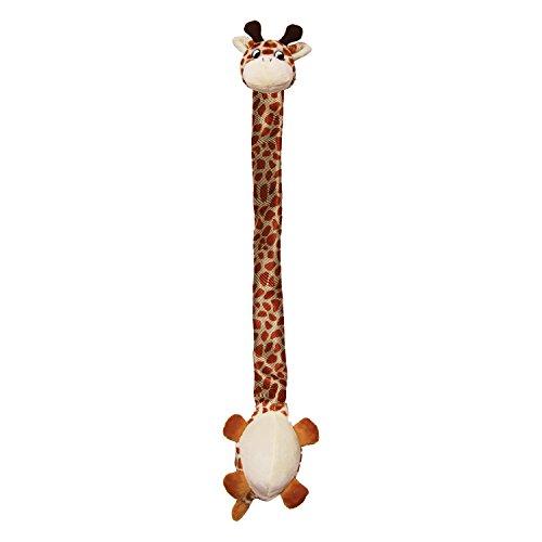 KONG Danglers Giraffe Hundespielzeug