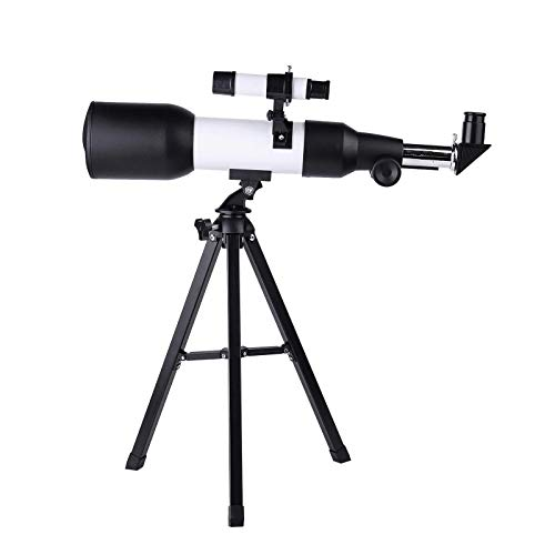 Telescopio telescopico grandangolare per principianti, monoculare di osservazione lunare, telescopico, astronomico, grandangolare, per principianti, campeggio, adulti, bambini, astronomia, regalo