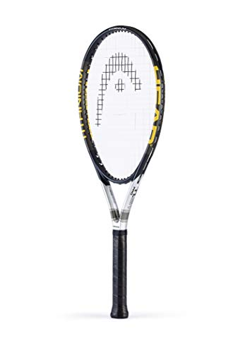 Head TiS1 Pro Raqueta de Tenis, Unisex Adulto, Negro/Plata, 2