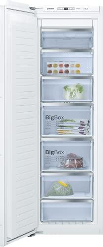 Bosch Serie 6 GIN81AEF0 congelador Integrado Vertical Blanco 211 L A++