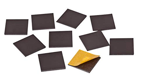 VBS Magnet-Pads, selbstklebend.ca.15x15mm, 10 Stk.