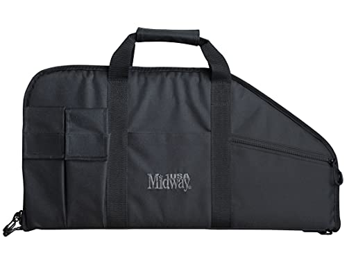 MidwayUSA Heavy Duty Tactical Rifle Case 22' Black