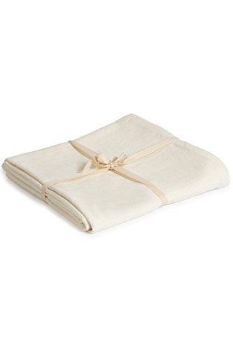 Yoga Studio Blanket/Natural/YS Manta de Yoga (algodón orgánico), Unisex Adulto, Normal