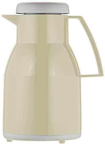 Helios 2744092 Kunststoff Isolierkanne Wash 1 L, vanille