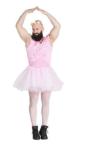 Disfraz Bailarina Hombre M-L