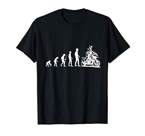 Motocicleta Enduro GS R1200GS Camiseta