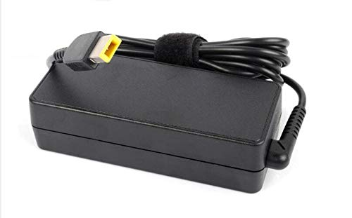 65W 45W AC Charger Fit for Lenovo ThinkPad T450 T450s T460 T460s T470 T470s T540 T570 T560 T440 T550 T431s X260 X270 X240 X380 Yoga ADLX45NDC3A 45N0297 Model Laptop Power Supply Adapter Cord