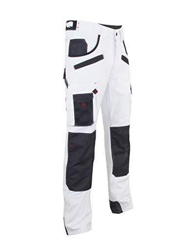 Pantalon de peintre à genouillères LMA Aerosol 1443 - T.48