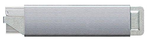 Handy Box Cutter, Tap Open/Tap Close, 12 per Box, Assorted