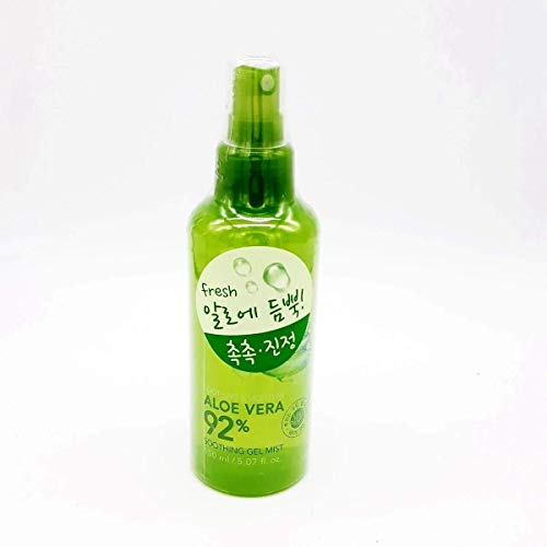 Nature Republic Calmante y humedad Aloe Vera calmante 92% niebla Gel 150Ml