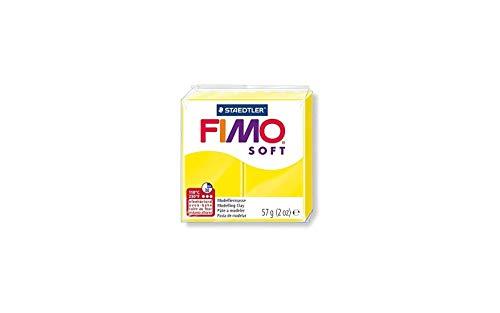 Staedtler - Fimo soft Limone 57 gr Staedtler - STAT-8020-10
