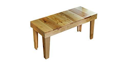 banco recibidor madera fabricante DPallet