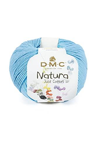 DMC - Fil Natura - Pelote de fil à tricoter et à crocheter   100% coton - Idéal pour déco et vêtements   50 g- 155 m   65 coloris