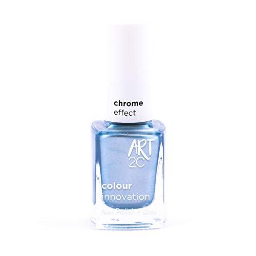 Art 2C 4-give Me - Nagellack mit Chrom-Effekt - 6 Farben, 12 ml, Farbe: CH02