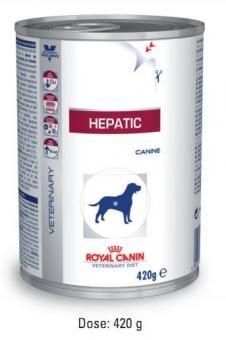 Royal Canin VET DIET Hepatic - Nourriture pour chien
