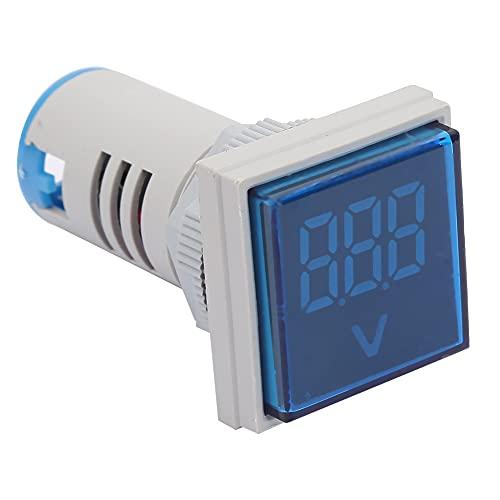 Indicador de voltaje de CA, tamaño pequeño Indicador de voltaje LED de...