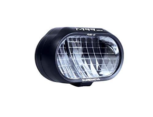 SUPER NOVA M99 Mini PUR 25 Supernova M99 Mini PURE-25 E-Bike Frontleuchte LED Scheinwerfer für E-Bike Bosch Alber Brose 5 Volt - 13,5 Volt