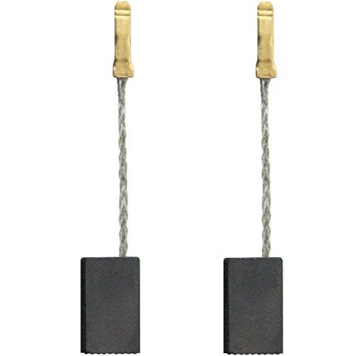 Kohlebürsten Kohlen für Kress Oberfräse 1050 FME-P / 1050 FME / 800 FME / 530 FM