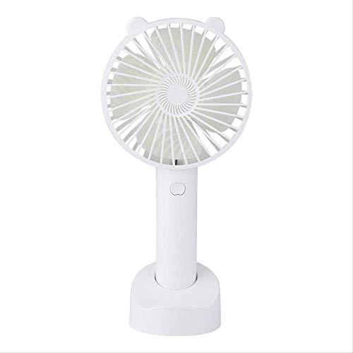 Mini Ventilador Portatilhandheld Mini Small Fan with Bracket USB Fan Portable Electric Fan Gift