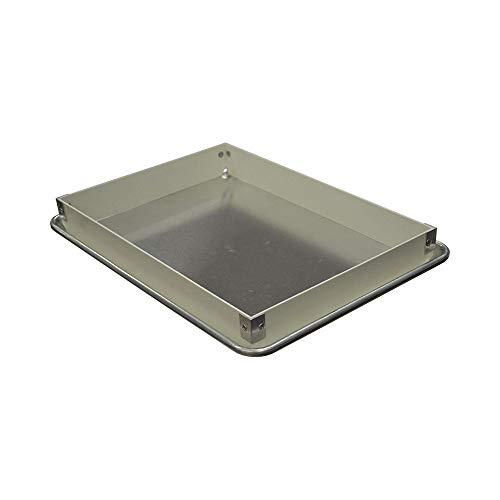 "MFG Tray 176119 1537 Half-Size Open 13"" x 18"" Pan Extender"