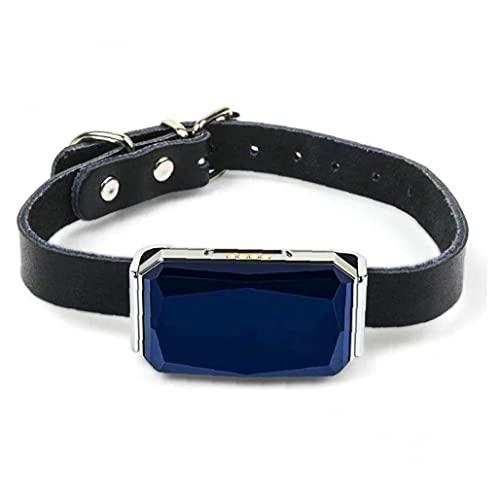 FeelMeet Collar del Animal doméstico del perseguidor Impermeable Mini GPS gsm WiFi AGPS en Tiempo Real Localizador Multi usos para Perros Gatos