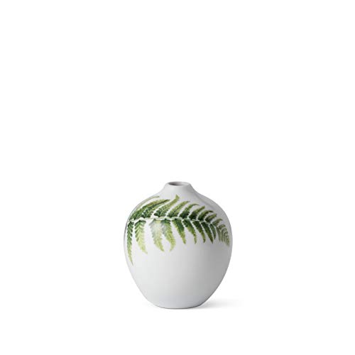 "Royal Copenhagen 2020 Collectibles Fern Vase, 5.1"""