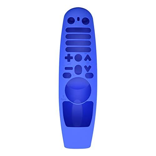 Funda Protectora Antideslizante Compatible con LG AN-MR600/AN-MR650/AN-MR18BA/AN-MR19BA mandos a Distancia - Silicona a Prueba de Golpes Cubierta para TV 4K Remoto (Varios Colores)