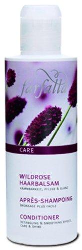 Apres-shampooing bio bouteille 200 ml - farfalla
