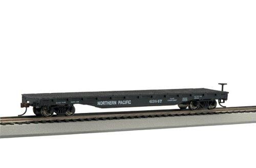 Bachmann Trains Northern Pacific Flat Car
