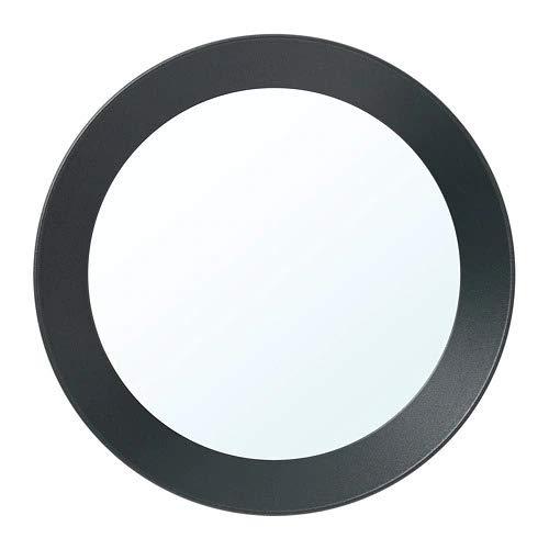IKEA/イケア LANGESUND:ミラー25cm ダークグレー(904.469.02)