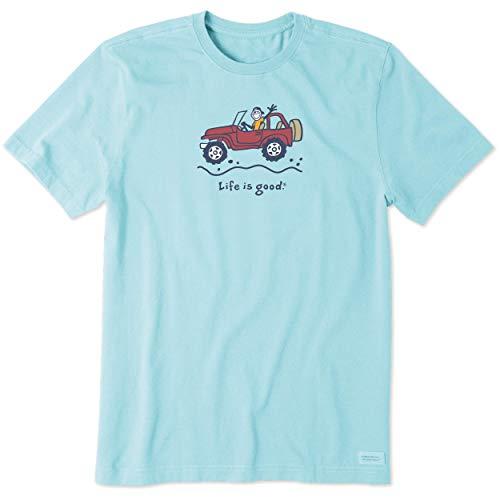 Camiseta Jeep  marca Life is Good