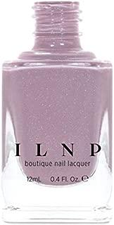 ILNP Internship - Dusty Plum Neutral Nail Polish, Subtle Holographic, Chip Resistant, 7-Free, Non-Toxic, Vegan, Cruelty Free, 12ml
