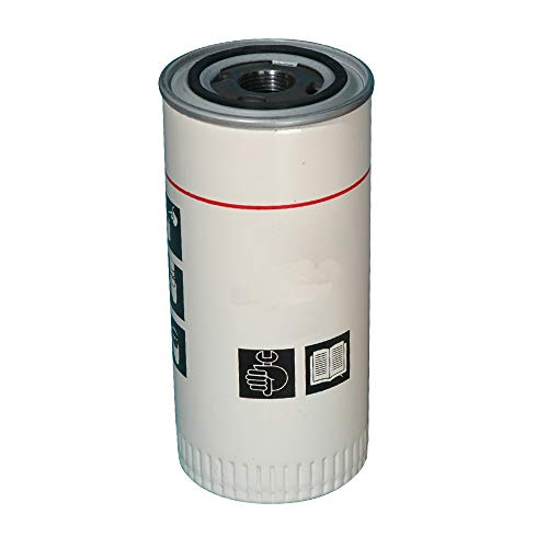 142136 128382-050 Oil Filter Element Cartridge for Quincy Air Compressor Replacement Part (128382-050)