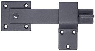 Best outdoor gate hardware black Reviews