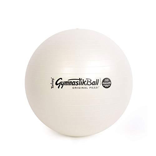 PEZZI Original Gymnastikball MAXAFE pearlwhite 42 cm Sitzball